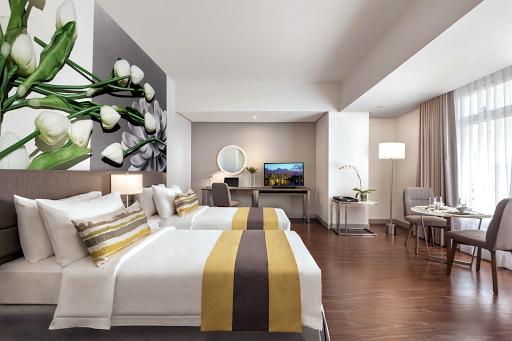 2 Bedroom Premier Loft