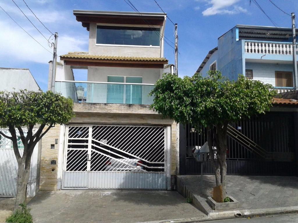 Imóvel: Casa 3 Dorm, Parque Continental I, Guarulhos (SO1464)