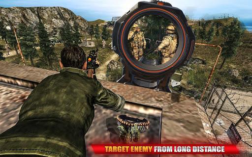Commando War Sniper Duty