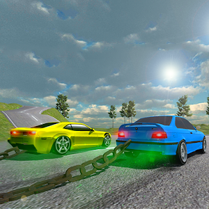 Download Chained Car Racing 3D Games For PC Windows and Mac