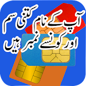 App Pakistan SIM Information apk for kindle fire