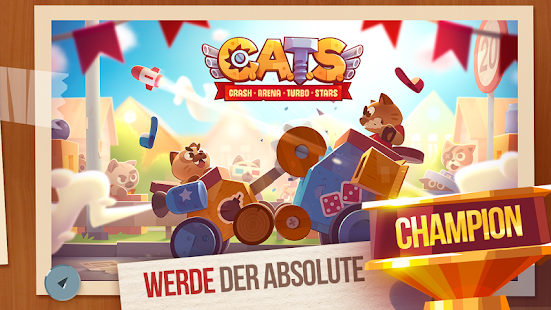 Cats  Crash Arena Turbo Stars     Android Apps  Auf Google Play