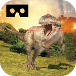 VR Dino Hunting - Jungle Shoot Icon