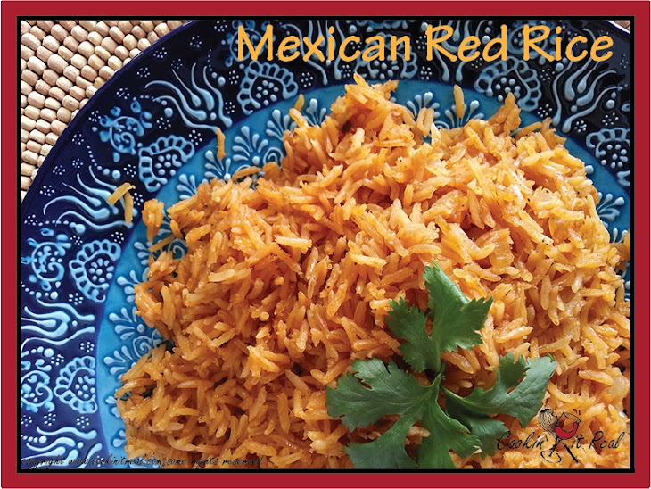 Mexican Red Rice Recipe | Yummly