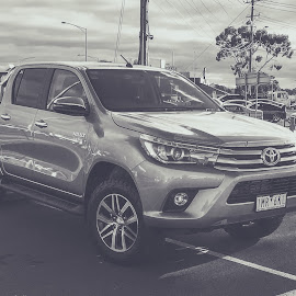 Toyota Hilux 2018 by John Torcasio - Transportation Automobiles ( image, hilux, toyota, photo, pictures )