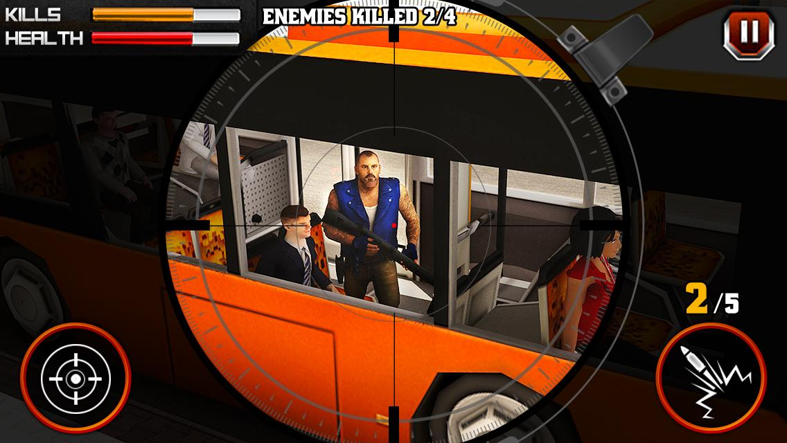 Gangster Escape Shooter 3D Screenshot 10