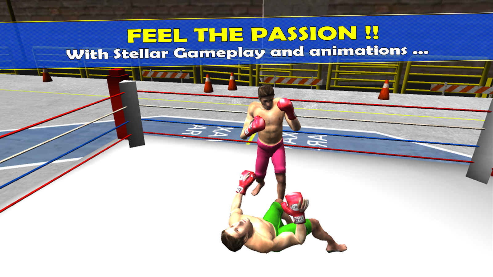Play Boxing Games 2016 Screenshot 18