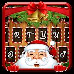 Merry Christmas 2018 Keyboard Icon