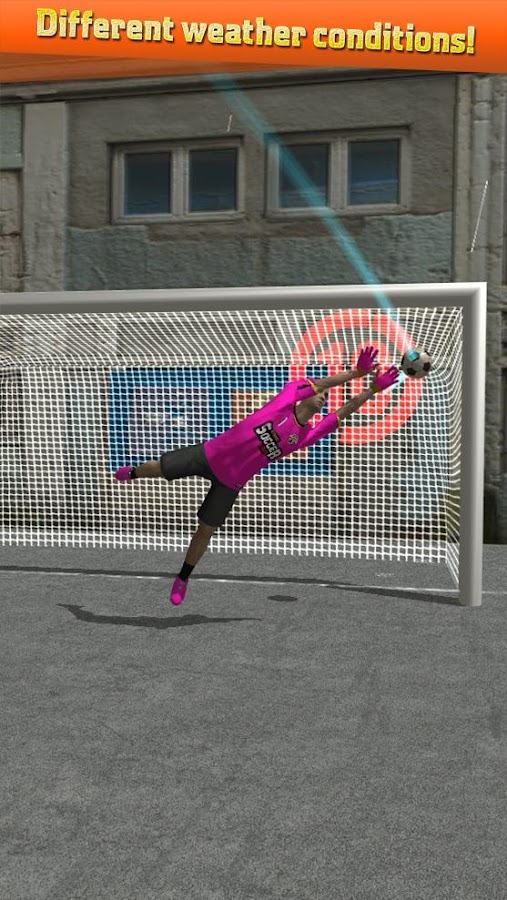 Street Soccer Flick Pro Screenshot 2
