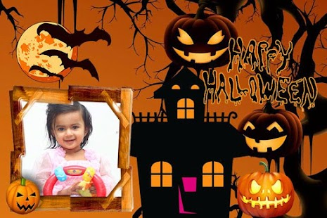 Halloween Photo Frames - screenshot