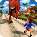 Game Dinosaurs Run Escape APK for Kindle