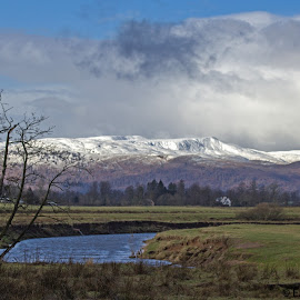 Loch Lomond National Park. by Elaine McFall - Landscapes Mountains & Hills