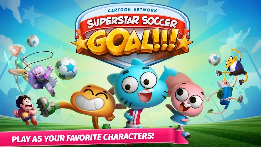 CN Superstar Soccer: Goal!!! Android App Screenshot