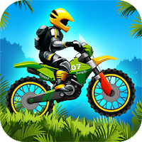 Jungle Motocross Kids Racing For PC (Windows And Mac)