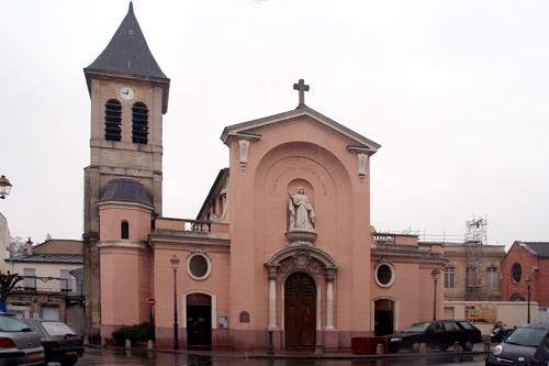 photo de Sainte Geneviève
