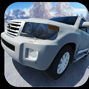Cover art 4X4 Jeep Winter Simulator