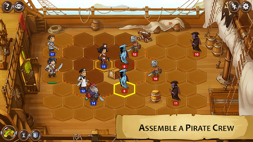 Braveland Pirate - screenshot