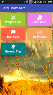 Total Health Care screenshot for Android