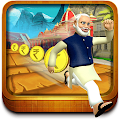 Temple Modi Run APK for Bluestacks
