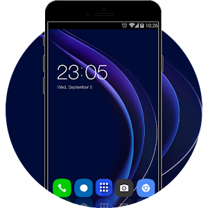 Theme for Huawei Honor 8/P8 HD Wallpaper Icon Pack For PC (Windows & MAC)