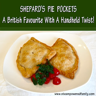 Shepard's Pie Pockets