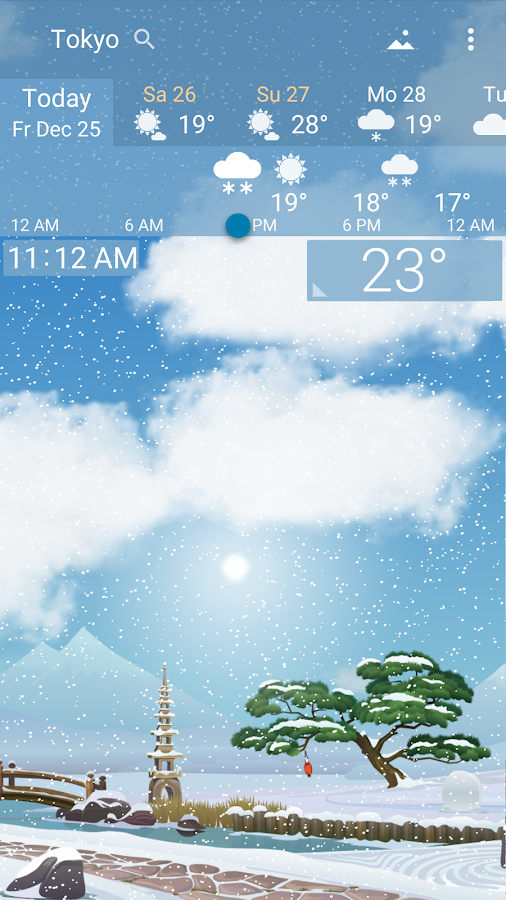 YoWindow Weather Screenshot 6