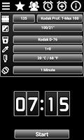 Screenshot of Film Developer Trial