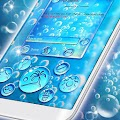 Clear Water for GO SMS APK for Bluestacks