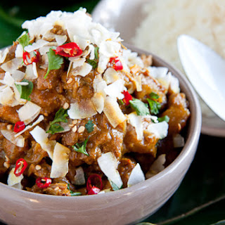 Beef Curry With Coconut Cream Recipes