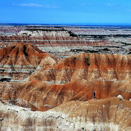 The Badlands by Kenneth Cox - Landscapes Caves & Formations ( national park, vacation, national parks, south dakota, vacations )