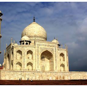 Taj Mahal by Baidyanath Arya - Buildings & Architecture Public & Historical ( taj mahal )