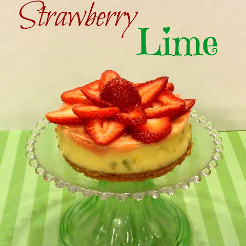 Brie Cheesecake with Shortbread Crust and Strawberry Sauce . . . (Step ...