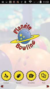 Planète Bowling - screenshot