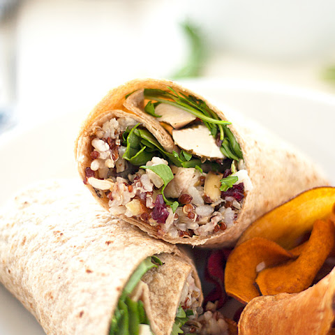 Harvest Grains Chicken Wraps