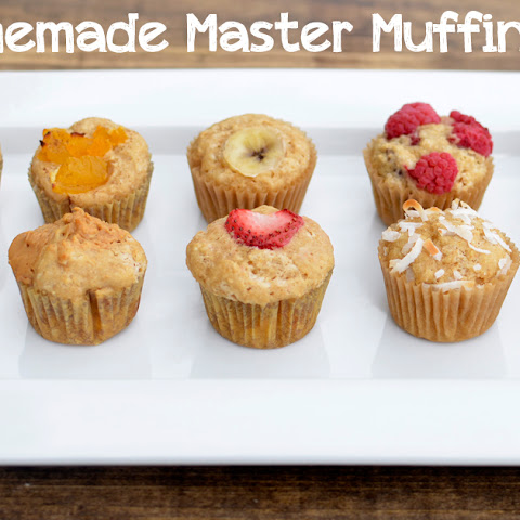 Homemade Master Muffin Mix