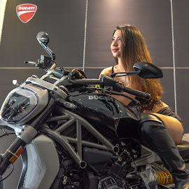 Ducati by Lim Keng - Transportation Motorcycles