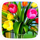 App Colorful Tulip Theme APK for Windows Phone