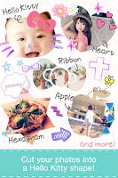 Screenshot of Hello Kitty Collage
