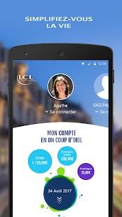 Free Download Mes Comptes - LCL pour mobile APK for Blackberry