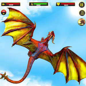 Flying Dragon City Attack For PC / Windows 7/8/10 / Mac – Free Download