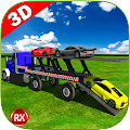 Game Transporter Truck: Sports Cars APK for Kindle