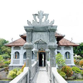 by Eko Probo D Warpani - Buildings & Architecture Statues & Monuments ( bali, nikon, tamron, historic )