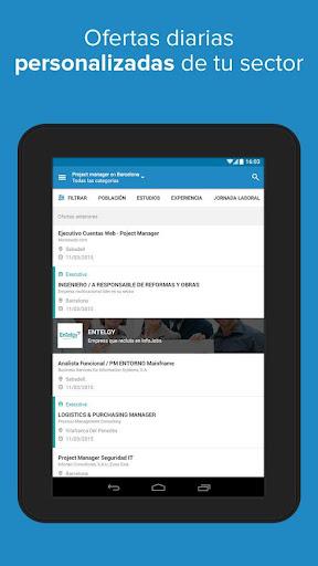 InfoJobs - Job Search screenshot 11