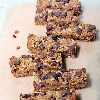 Back-to-School Granola Bars