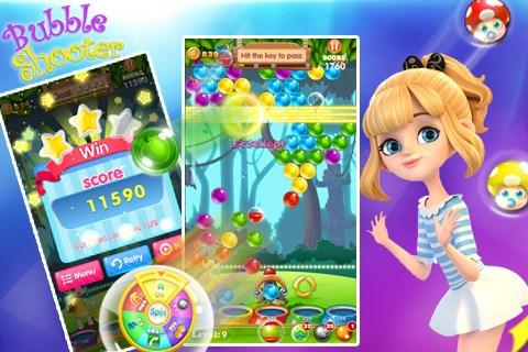 Bubble Shooter Deluxe Screenshot 3