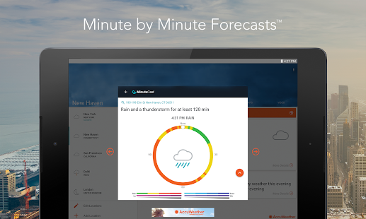 AccuWeather APK for Ubuntu