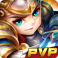 Game Seven Paladins ID: Game 3D RPG x MOBA apk for kindle fire