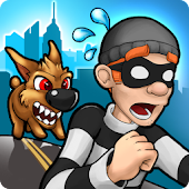 Game Robbery Bob APK for Kindle