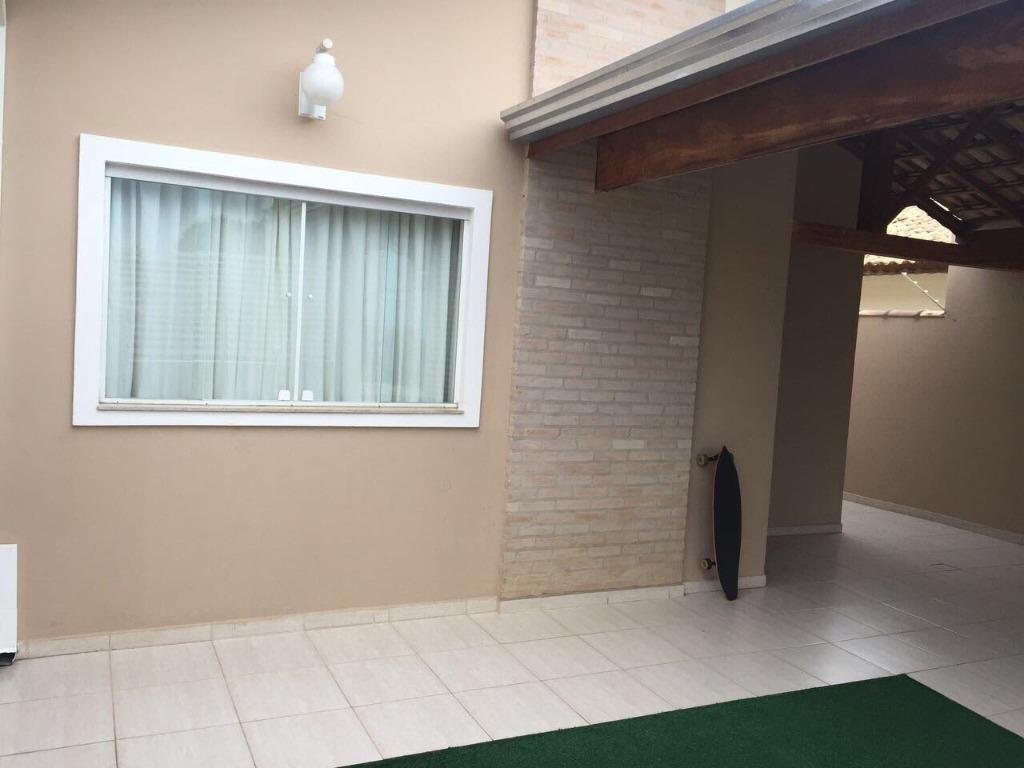 Casa com 3 dormitórios à venda, 107 m² por R$ 450.000 - Jard