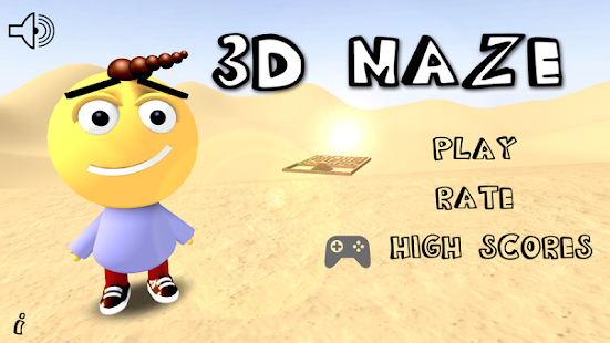 3D Maze / Labyrinth APK for Bluestacks
